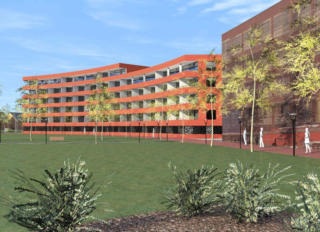 appartementen Hendrik-Ido-Ambacht