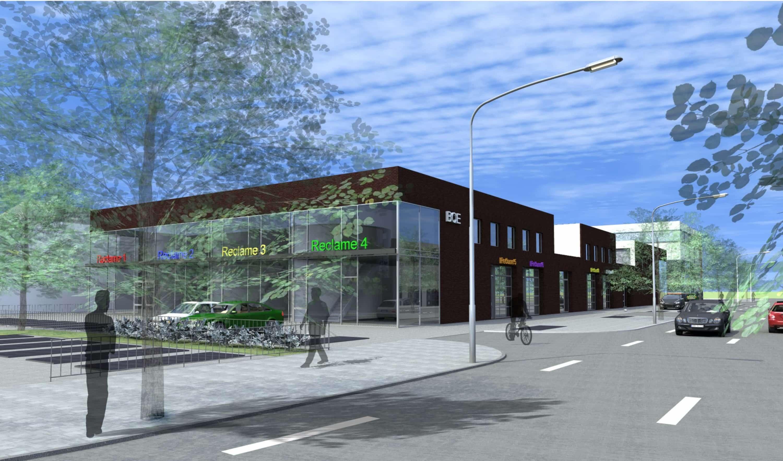 Betriebsgemeinschaft Urstein - bedrijfsverzamelgebouw Urstein