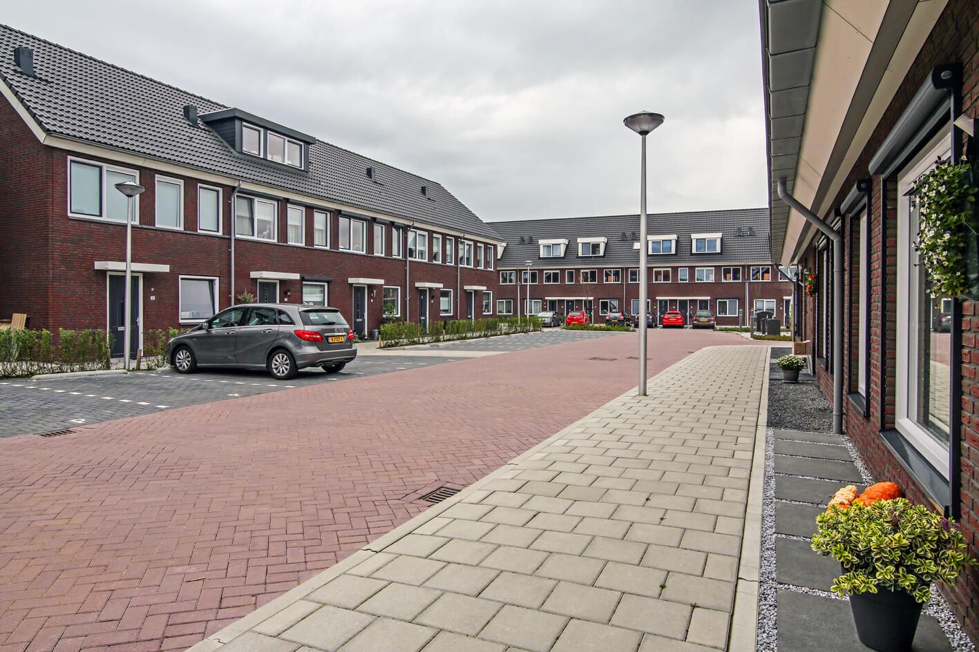31 woningen Puttershoek